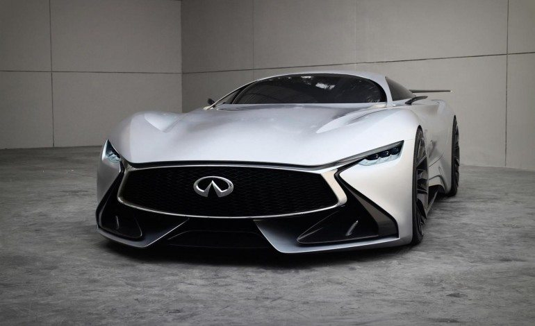 Infiniti's Vision GT Concept Becomes Reality… Sort Of