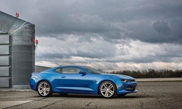2016 Chevrolet Camaro Revealed