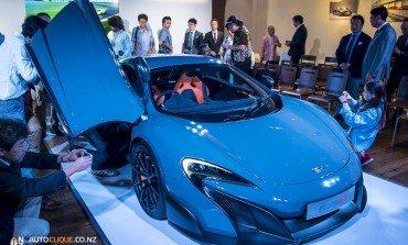 Tokyo Drifter - Petrolhead's Guide To Tokyo: Part 5 McLaren 675LT Japan Launch