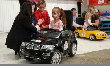 BMW Helping Kiwi Kids Get Their First Set Of Wheels With GoBabyGo