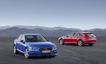 Fifth-Generation Audi A4 Revealed
