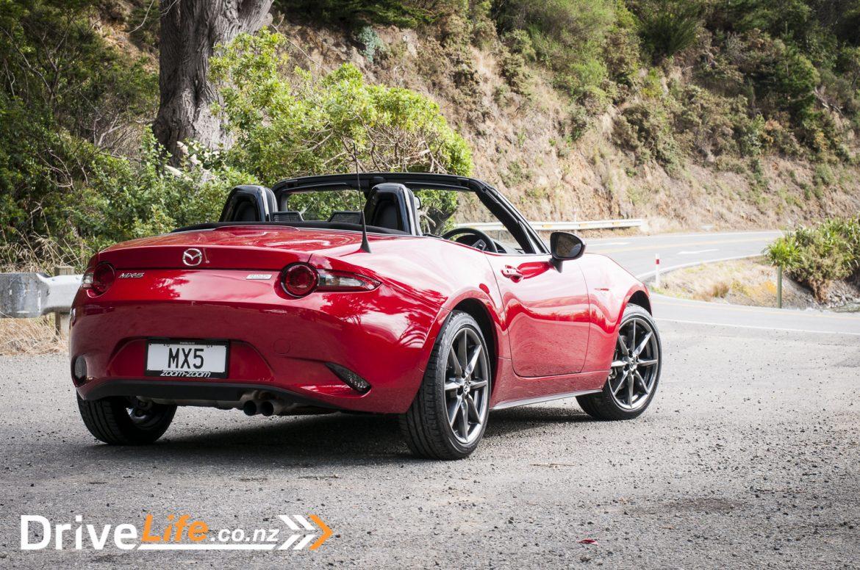 "2016 Mazda MX5 2.0L Limited – Car Review – The ""Undercut"""