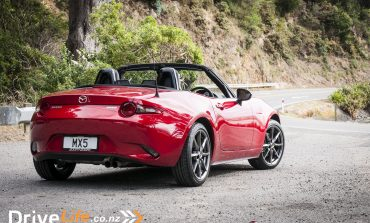 "2016 Mazda MX5 2.0L Limited - Car Review - The ""Undercut"""