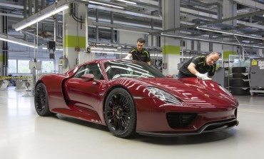End Of The Road For the Porsche 918