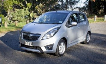 Holden Barina Spark - Car Review - $20K Challenge