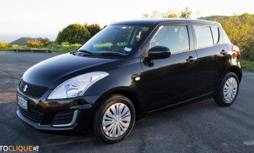 Suzuki Swift 1.4 GL - Car Review - $20K Challenge