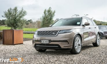 All New Range Rover Velar launched in New Zealand