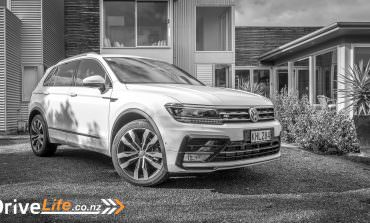 2017 Volkswagen Tiguan TSI R-Line 4Motion  - Car Review - Mid Sized Life Crisis