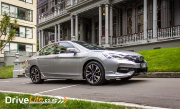2017 Honda Accord V6 NT – Car Review – Gentleman's Express