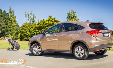 2017 Honda HR-V AWD - Car Review