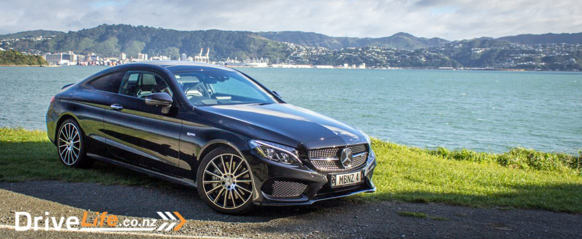 2017 AMG C43 – Car Review – superb sounds all round
