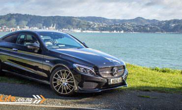 2017 AMG C43 – Car Review – superb sounds all round