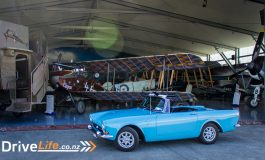 Sunbeam Car Club of New Zealand - 45th Anniversary