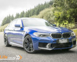 2018 BMW M5 – Car Review – An apex predator
