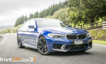 2018 BMW M5 - Car Review - An apex predator