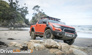 NZ Launch of the 2018 Holden Colorado Z71 Xtreme