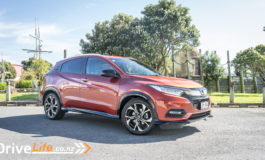 2018 Honda HR-V RS - Car Review - The grown up Jazz