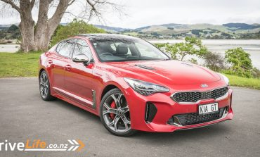 2018 Kia Stinger GT Sport - Car Review - The Korean fire breather