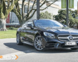 2018 Mercedes-Benz 560 S Class Coupe – Car Review – Driving in first class