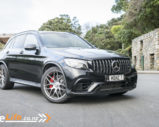 2018 Mercedes-Benz GLC 63 AMG S – Car Review – Operation Overkill