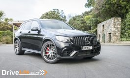 2018 Mercedes-Benz GLC 63 AMG S - Car Review - Operation Overkill