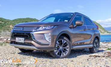 2018 Mitsubishi Eclipse Cross VRX – New Car Review –  Solid Allrounder