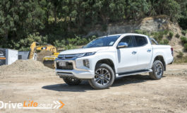 2019 Mitsubishi Triton 4WD VRX - Car Review - A Japanese Beast