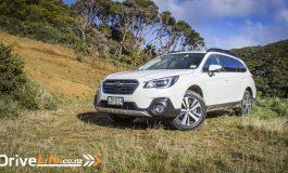 2018 Subaru Outback Premium 2.5 & 3.6 – New Car Review – Rural Road Ruler