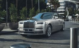 All I want for Christmas is…a 2018 Rolls Royce Phantom
