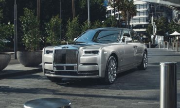 All I want for Christmas is…a 2018 Rolls Royce Phantom