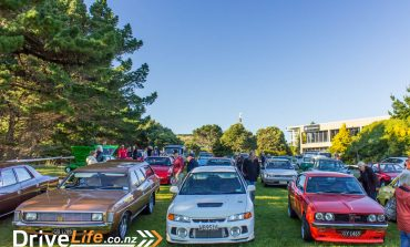 Todd Motors Group/Mitsubishi New Zealand Inaugural Heritage Day, April 15th 2018