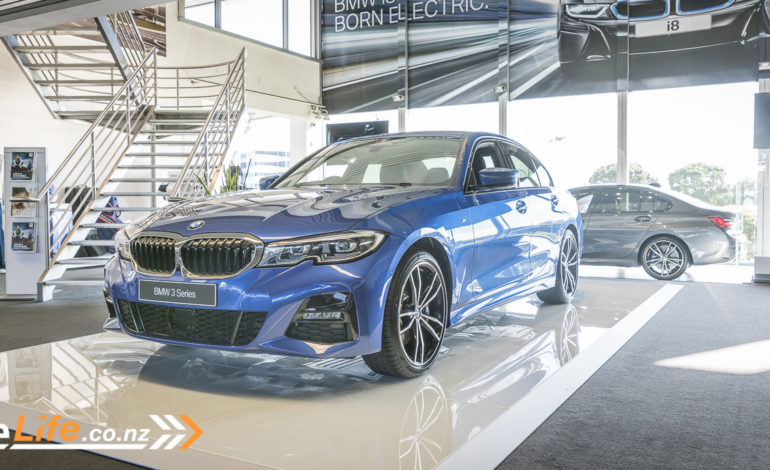 2019 BMW 3-Series New Zealand Launch – The reincarnated sports sedan
