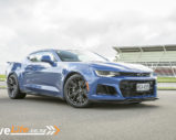 2019 HSV Chevrolet Camaro ZL1 – Car Review – Supercharged Madness