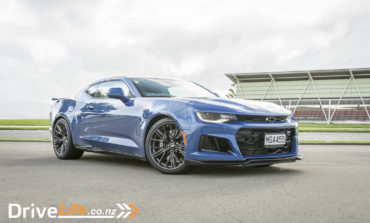 2019 HSV Chevrolet Camaro ZL1 - Car Review - Supercharged Madness