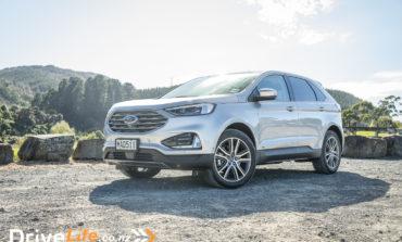 2019 Ford Endura Titanium AWD - Car Review - American Luxury