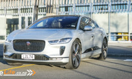 Jaguar I-Pace claims New Zealand Car of the Year 2019