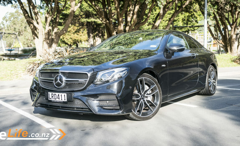 2019 Mercedes-Benz AMG E53 4Matic+ Coupe - Car Review - New boss, not like the old boss