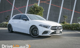 2019 Mercedes-Benz AMG A35 4Matic - Car Review - Perfect Ying and Yang