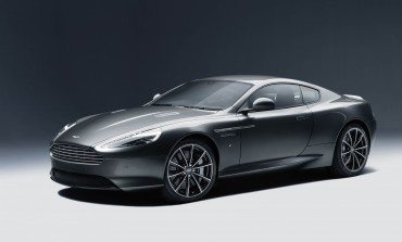 Aston Martin DB9 GT Last Hurrah For 12 Year Old Model