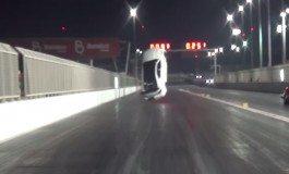EKanooRacing's Lexus ISF Twin Turbo's Horiffic Crash