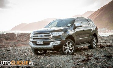 2015 Ford Everest - Car Review - Target acquired: Prado