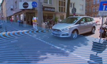 Ford's new camera system lets you see around corners