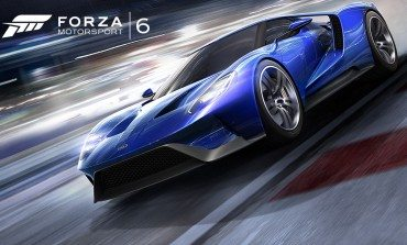 Forza Motosport 6 Gameplay and Release date at E3