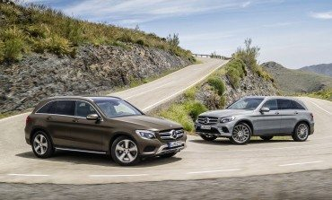Mercedes-Benz Goes Right With New GLC