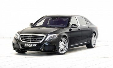 Mercedes-Maybach Gets Brabus Power