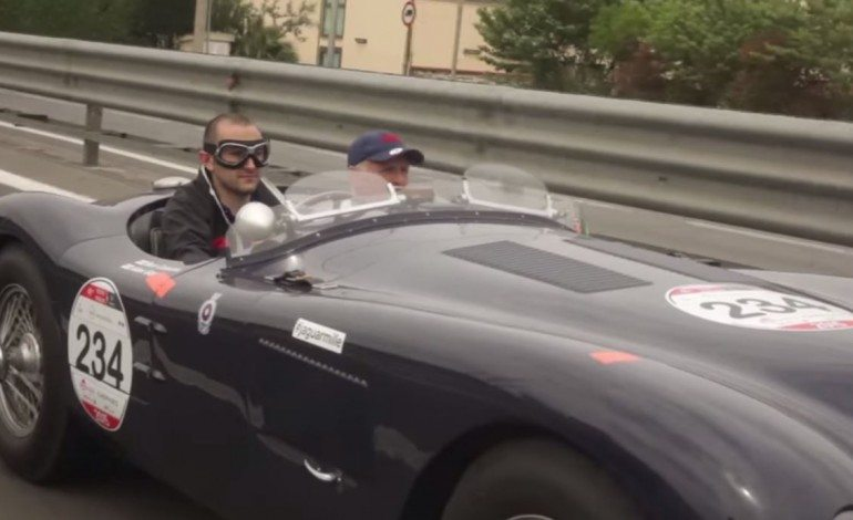 What it's like to do the Mille Miglia