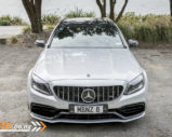 2019 Mercedes-Benz C 63 AMG S Estate – Car Review – The family F1 car