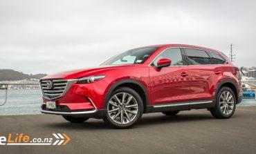 2016 Mazda CX-9  - Car Review - Super Smooth SUV