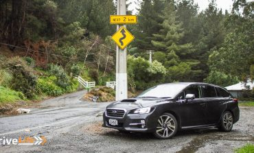 2016 Subaru Levorg - Car Review - is the GT Legacy born again?