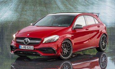 Mid-Life Updates For Mercedes-Benz A-Class